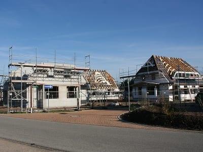 Projekt Bültenhof, Born am Darß, Reetdach